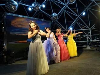 中秋連假「灰姑娘」舞台劇 高跟鞋教堂浪漫上映