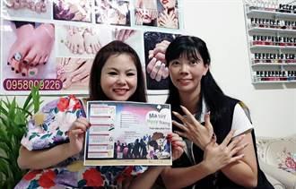 反毒新創意!越南網紅巧作美甲彩繪教移工辨識新興毒品