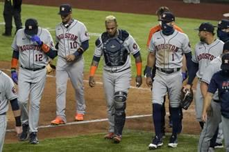 MLB》太空人晉級 美聯季後賽8隊確定