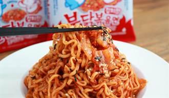 真露燒酒 × 三養攜手推出「泡菜辣雞麵」 吃起來酸酸辣辣又Q彈