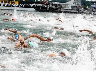 日月潭公開水域游泳、立槳賽 成績揭曉