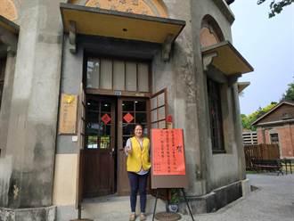 雲林縣古蹟級水塔北港遊客中心 交通部評比全國特優