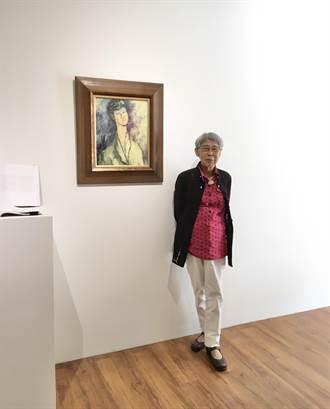 前衛女藝術家鄭瓊娟 曲折創作路成就堅韌筆觸