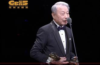 金钟55/85岁林义雄从影65年终夺人生首奖 一开口就让网友泪崩