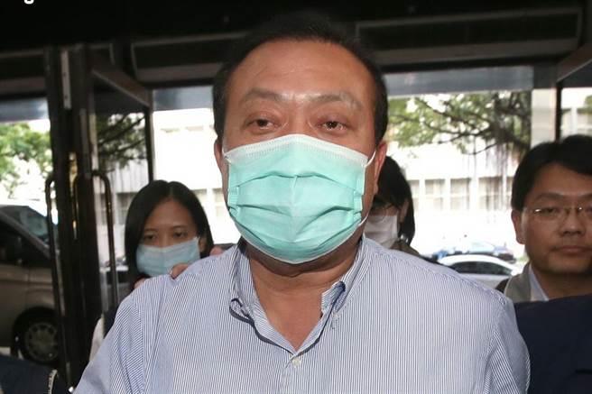 控檢察官違法亂紀、湮滅證據,蘇震清1日宣布絕食抗議,14日恢復進食。(本報資料照)