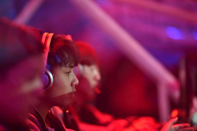《英雄聯盟》世界電子競技大賽開打。(新華社資料照)