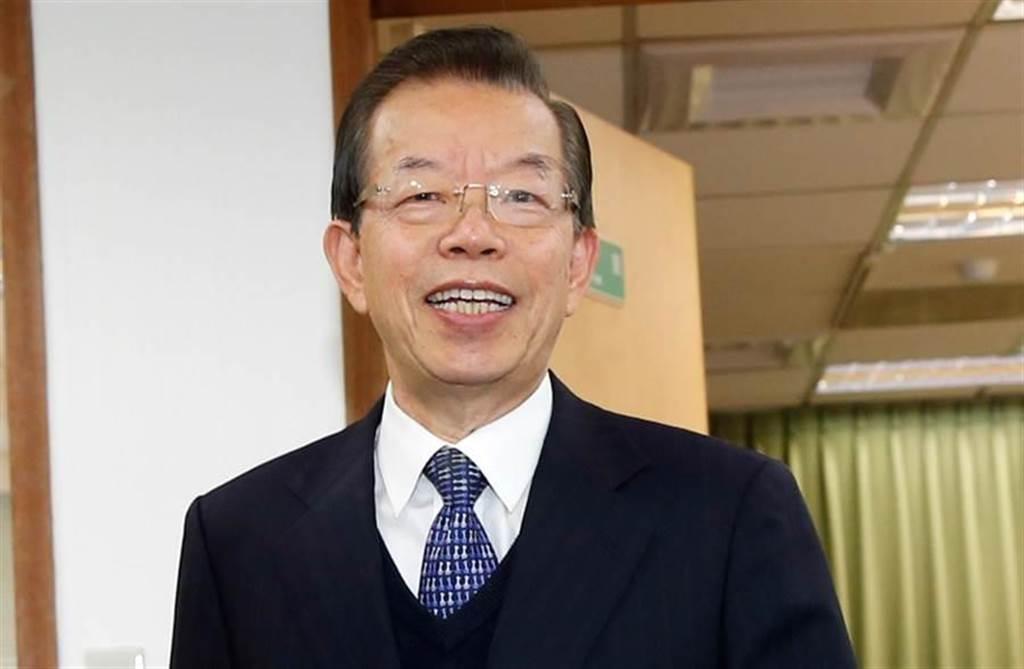 駐日代表謝長廷(見圖)日前返台,他在臉書上透露,會討論日本東北食品解禁與否的問題。(中時報系資料照片)