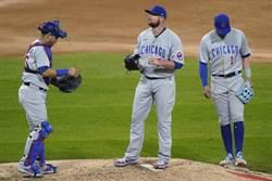 MLB》紅雀輸球 小熊國聯中區封王