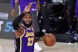 NBA》沒奇蹟!詹皇大三元率湖人闖進總冠軍賽