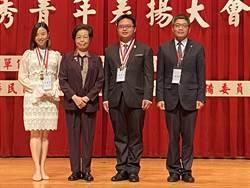 朱愛琪用手語影響社會 獲救國團青年獎章