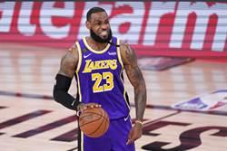NBA》第一詹黑狂酸:恭喜詹皇摘第4冠