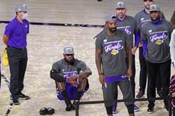 NBA》談賽後坐地 詹皇:我在重新調整呼吸