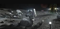 再登月球請小心 月球輻射量很強