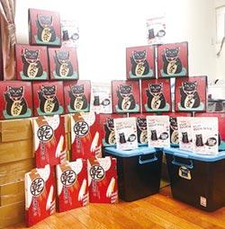 黑貓肉乾周年慶 滿兩千送台灣優缽