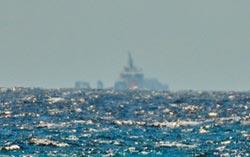我艦嚇阻 陸情報船南航脫離監控