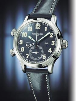 百達翡麗壯大旗下 飛行員風格時計系列
