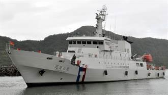 蘇澳籍漁船慘遭日船衝撞 海巡基隆艦緊急救援