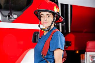 女消防員脖子扭斷悲歌 心臟植入藍芽遠端監控調養回歸打火行列