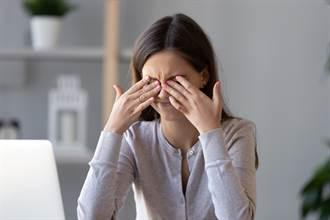 口罩戴太久恐得乾眼症 研究報告:染新冠風險也增加