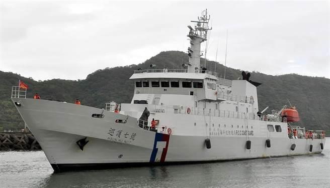 今天(27日)下午2時25分,在台日漁業協議海域作業時,  1艘蘇澳籍漁船新凌波236號與遭到另1艘日船衝撞,隨後海巡署立即派遣基隆艦緊急救援。(示意圖/中時資料庫)