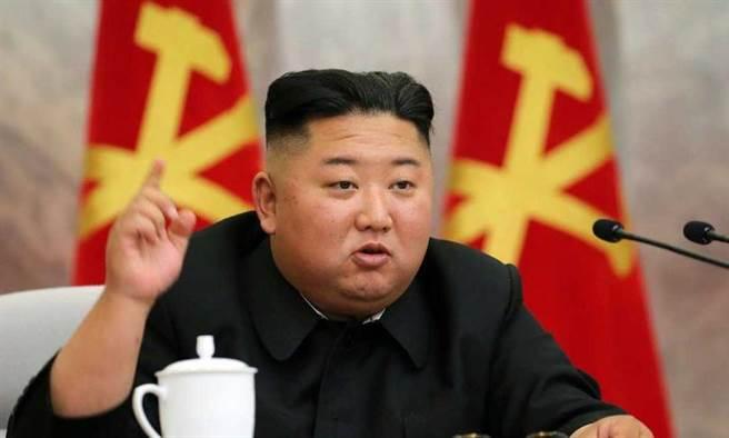 北韓領導人金正恩對此感到很抱歉。(圖/達志/路透社)