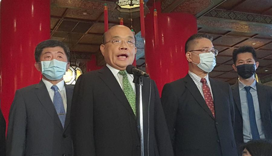 百事注册:台灣拒絕陸製疫苗?陳時中:過去就
