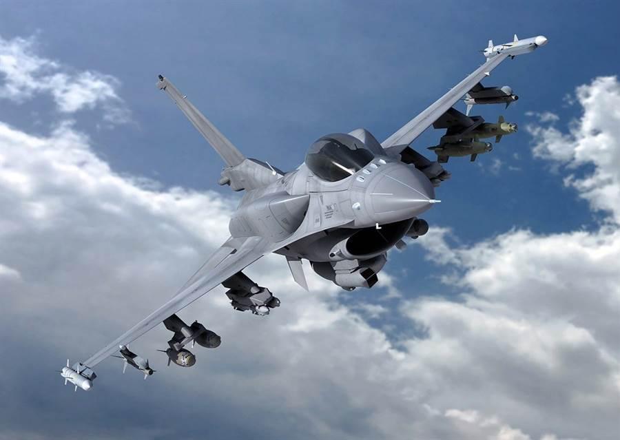 保加利亚因为F-16的购机案而驱逐俄外交官。(图/洛马)