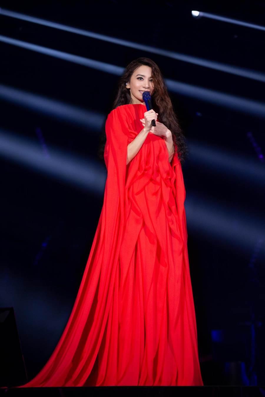 田馥甄今晚繼續在小巨蛋開唱。(何樂音樂提供)