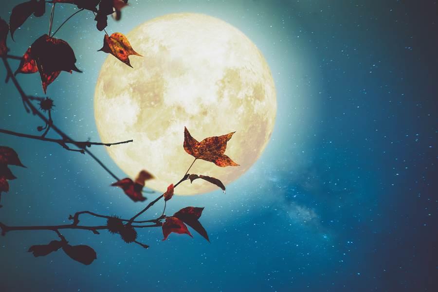 中秋一家團圓,吃月餅、賞明月是中國幾千年的風俗。楊登嵙教授向《中時新聞網》分享11項「中秋節居家風水禁忌」,他更透露,這天拜月老也易求得好姻緣。(圖/Shutterstock)