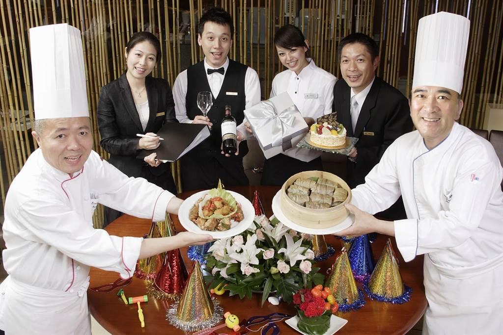 晶華酒店推出「全包式尾牙春酒郵輪派對」。(晶華提供)