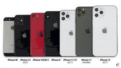 愛瘋挖趣》iPhone 12系列傳出新名 入門款性能恐不如預期