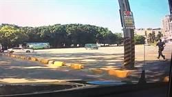可疑車輛二度遇警落跑 警停車場內開槍