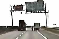 水產行小貨車路殺重機 司機慘吞2罰單吊牌3個月