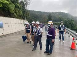 投70線懸臂式棧橋工法 生態與開發兼顧