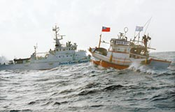 作業被撞船 漁民轟日本太超過