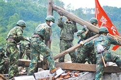 陸空降兵70周年 尖刀成戰略拳頭