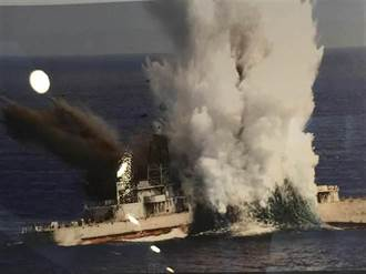 我海龍潛艦「準戰爭」狀態!1996年台海危機 躲3天載滿魚雷