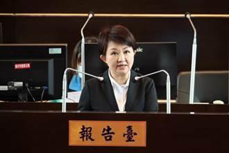 各調查顯示台中持續進步 盧秀燕:努力給市民幸福