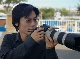 士官職訓當老闆圓攝影夢  年營收逾200萬元