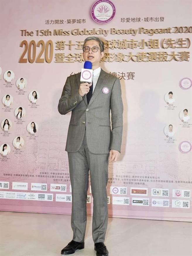 整型教父邱浚彥。(中華全球城市選拔協會提供)