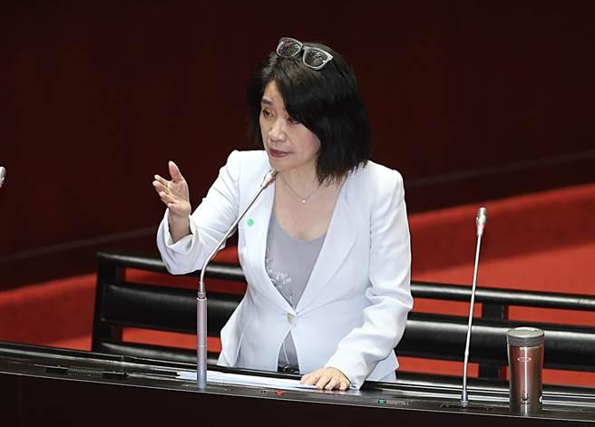 國民黨立委李貴敏。(資料照片,姚志平攝)
