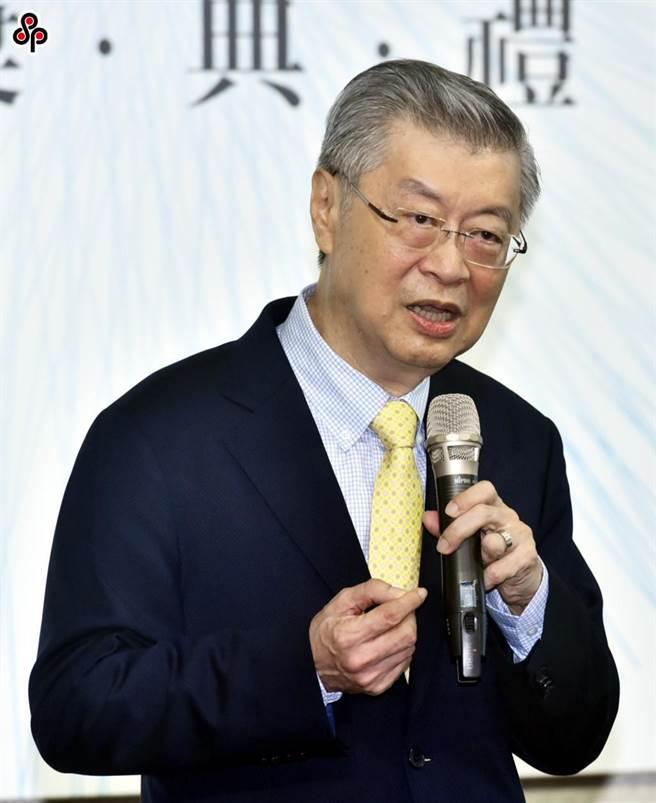 新世代金融基金會董事長、前行政院長陳冲表示,如果涉案立委當年有考慮《遊說法》,應當會有不同結果。(本報資料照片)
