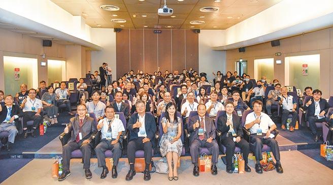 科技部竹科管理局與宜蘭縣政府23日舉辦宜蘭科學園區招商說明會。