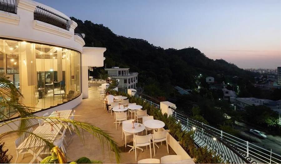 台中視野絕佳景觀餐廳 大坑美景一次看 日落、夜晚各有各的美