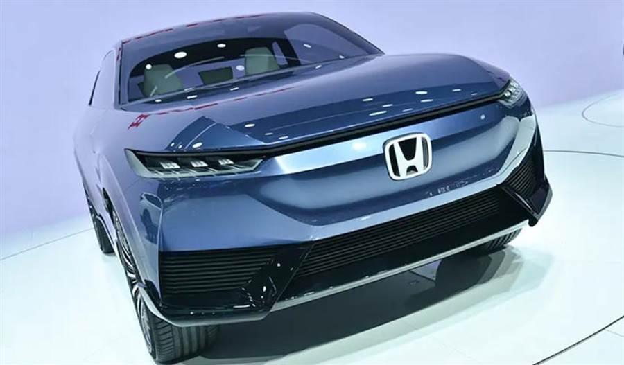 科技感造型、休旅車格,Honda SUV e:concept 全新電動概念車亮相
