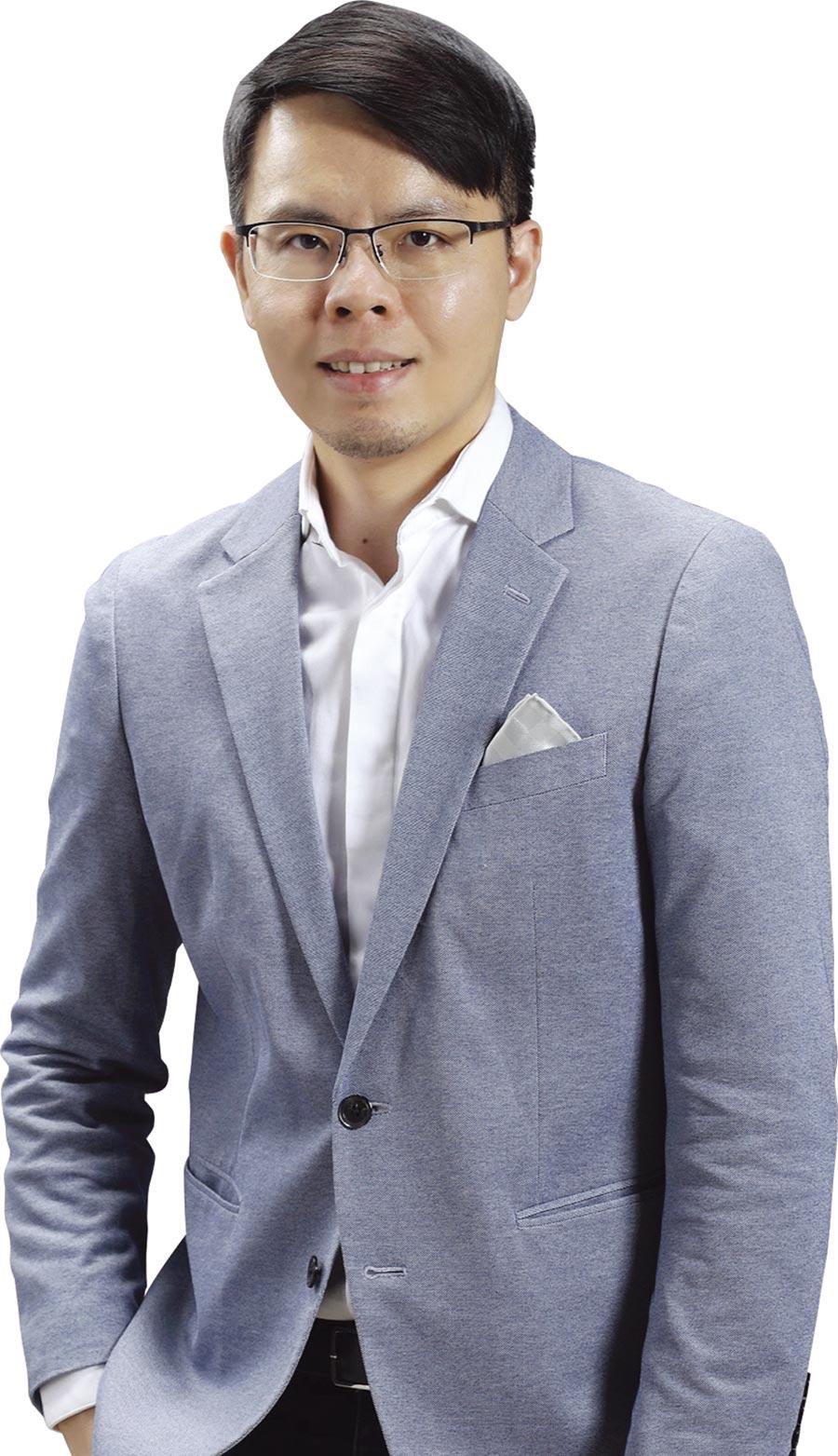 雅麗安國際執行長江宇紳成功將FLY UP行銷至全球28個國家。圖/雅麗安國際提供