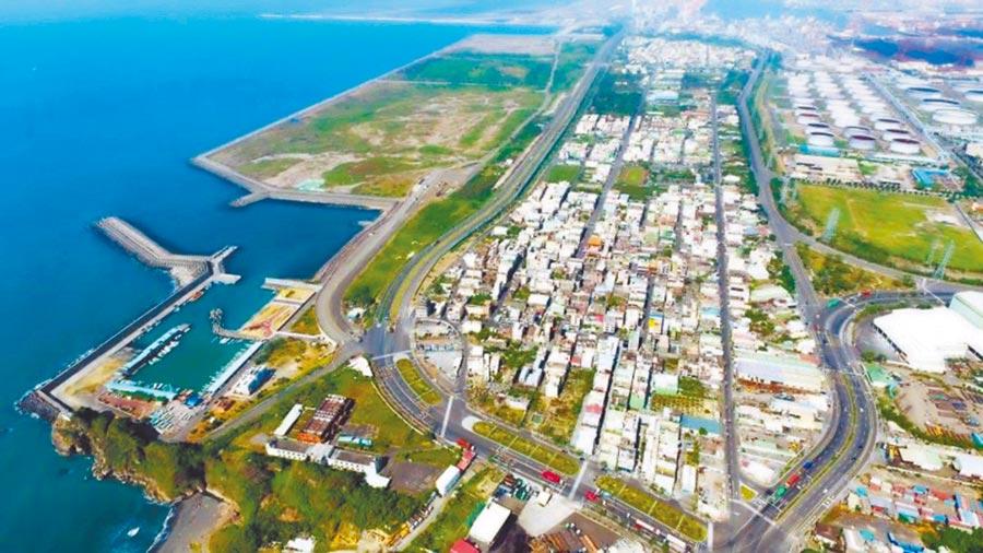 高市大林蒲遷村案,中央雖然已核定589億經費,但真正啟動期程仍未定。(高市都發局提供)