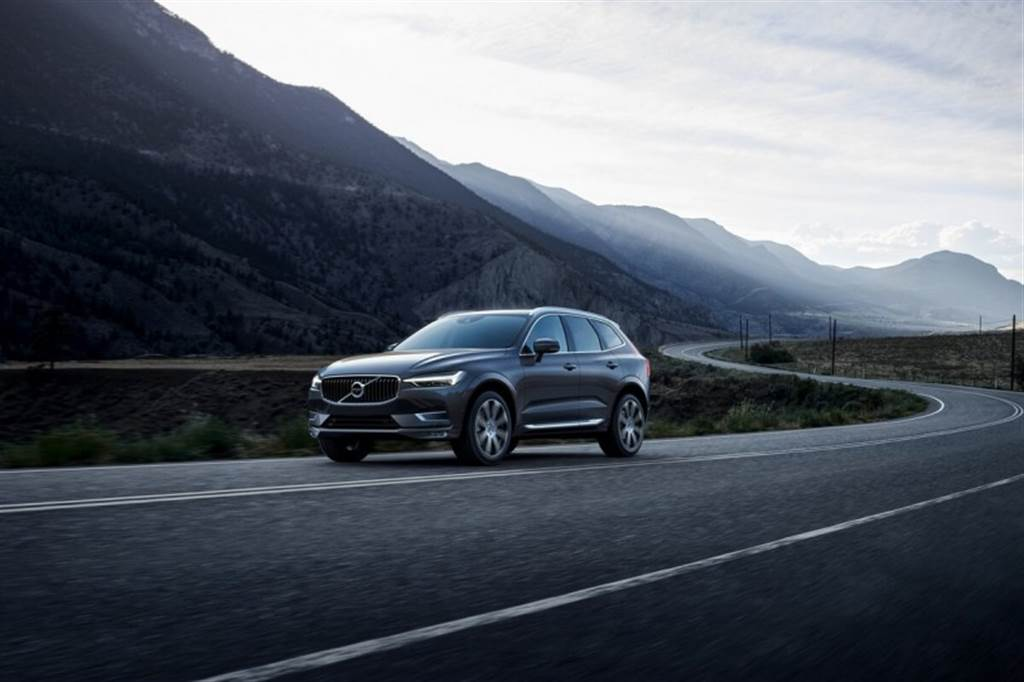 輕油電混合生力軍Volvo XC60 B4在台上市!首度導入AAC高效複合清淨科技