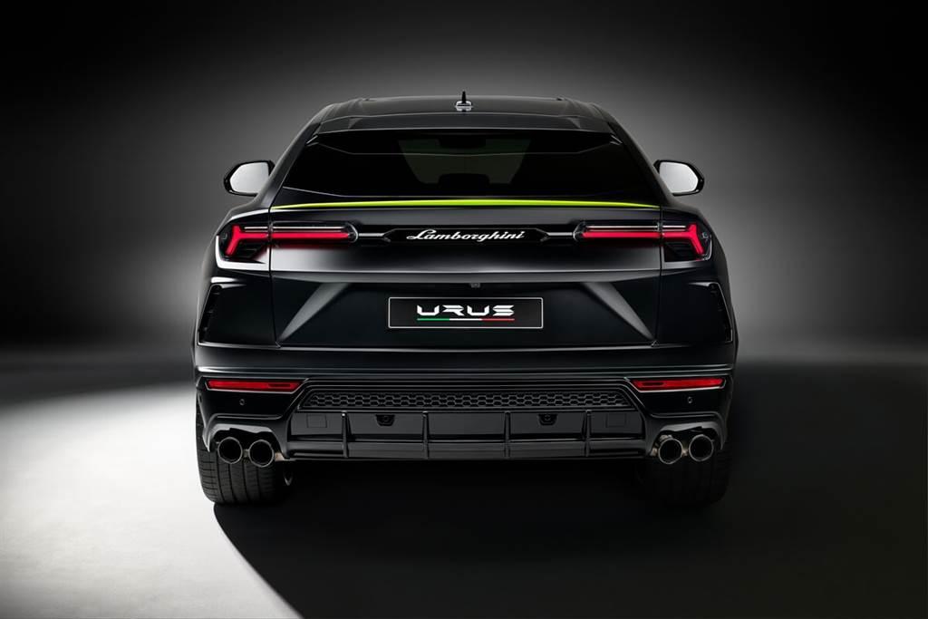 萬黑叢中,數點綠!Lamborghini推出Urus Graphite Capsule特仕車款