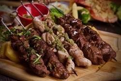人氣餐酒館推中秋節火烤海陸優惠組合餐 大口吃肉超滿足